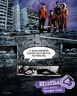 Постеры из сериала Отбросы, фото 11