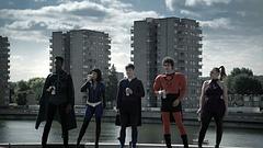 Отбросы 2 сезон 5 серия — смотреть онлайн бесплатно